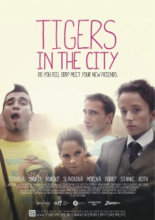 Tigers in the City (directed by Juraj Krasnohorsky, 2012)