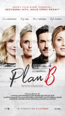 Plan B (directed by Kinga Dębska, 2018)
