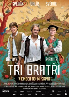 Three Brothers (directed by Jan Svěrák, 2014)