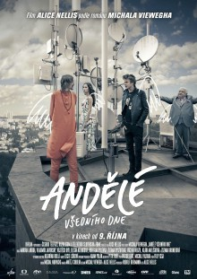 Andělě (directed by Alice Nellis, 2014)
