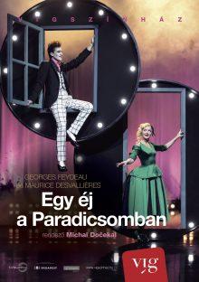 G.Feydeau, M.Desvallières: Hotel Paradiso  (dir. Michal Dočekal, 2018)