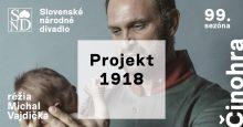 J.Roth: Project 1918 (dir. Michal Vajdička, 2018)